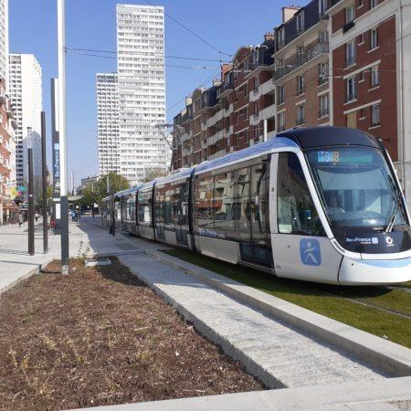 Tramway T9 Paris